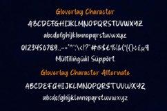 Gloverley SVG Font Product Image 4