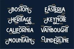 Hasthon - Vintage Fonts Product Image 4