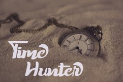 Trackers- Bold Script Font Product Image 4