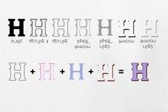 Oldser Typeface + Bonus Vectors Product Image 4