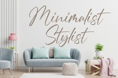 Right Strongline - a Signature Font Product Image 3