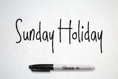 Sunday Holiday Product Image 1