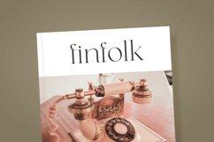 fonde - elegant chique font Product Image 2