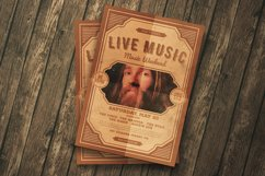Live Music Flyer Product Image 1