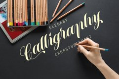 12 graceful charming fonts Product Image 3