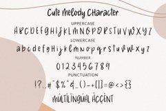 Cute Melody // Cute Handwritten Font Product Image 6
