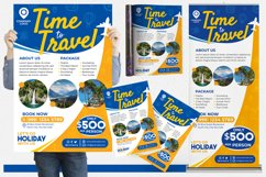 Holiday Travel #01 Print Templates Pack Product Image 1