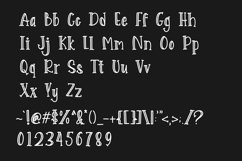 Web Font - Catarina Devon - Fancy Handlettered Font Product Image 2