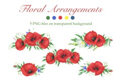 Poppies and Wildflowers Product Image 6
