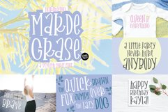 Hand Lettered Font Bundle by Dixie Type Co. Product Image 6