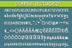 Lime Mojito - A Fun Serif Font Product Image 2