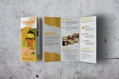 Trifold Corporate Brochure Product Image 5