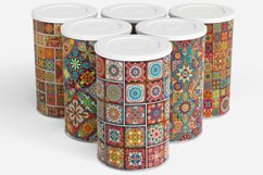 Ethnic tile seamless pattern collection Product Image 4