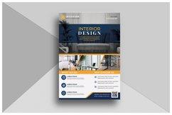 Interior Design Flyer Product Image 2