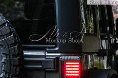 Car Decal Mockup Bundle 1 Product Image 2