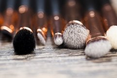 professional brushes for decorative cosmetics Product Image 1