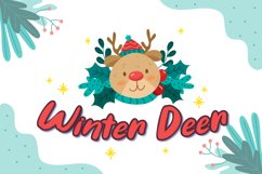 Ring Bells - Christmas Font Product Image 2