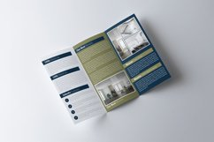 Real Estate Business Trifold Brochure Product Image 3