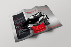 Car Rental TriFold Template Product Image 2