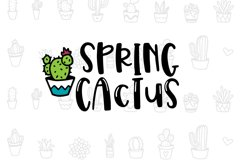 Spring Cactus Product Image 1