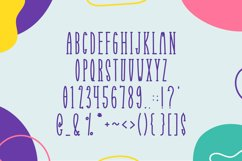 Hello Baby - Cute Display Font Product Image 2