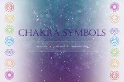 Chakra Symbols and Patterns Vector Product Image 1