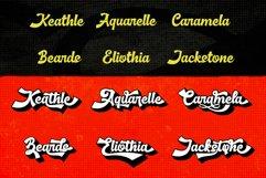 Basuki Script Font Product Image 5