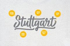 Stuttgart Script Product Image 2