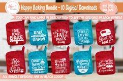 Bestseller Mega Pot Holder / Kitchen Baking Bundle SVG Product Image 2