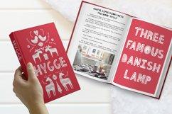 Hygge Scandinavian font Product Image 5
