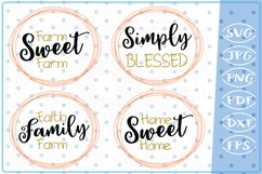 Family Quotes Bundle SVG Cutting Files Svg Cricut SVG Files Product Image 1