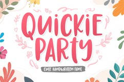 Quickie Party Product Image 1