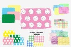 Easter Background Spring Bundle Dye Sublimation PNG Product Image 4