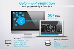Golomna Multipurpose PowerPoint Product Image 2
