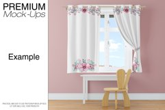 Kids Room - Curtains & Wall Set Product Image 4