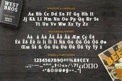Web Font Thruston Font Product Image 4