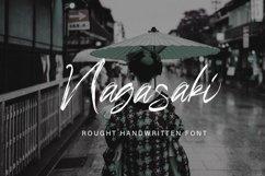 Nagasaki Brush Font Product Image 1