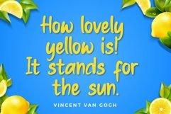 Blue Yellow Product Image 3