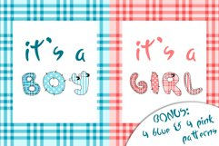 Pippilotta duo font Product Image 5