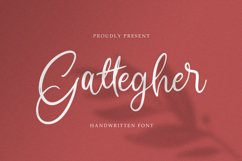 Gattegher Product Image 1