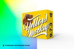 9.7.3 Simple 3D Box Mockup PSD Product Image 1
