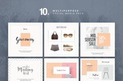 Multipurpose - Social Media Pack Product Image 1