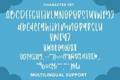 Web Font FoamyTears - Cute & Fun Font Product Image 5