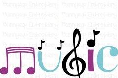 Music Bundle - SVG, Clipart, Printables Product Image 5