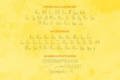Web Font Sweetheart Font Product Image 4