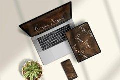 Web Font Aslent - Handwritten Font Product Image 6