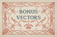 Oldser Typeface + Bonus Vectors Product Image 6