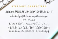Steffany - Handwriting Font Product Image 5