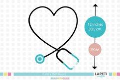 Medical clipart, quarantine clipart, nurse illustrations Product Image 2