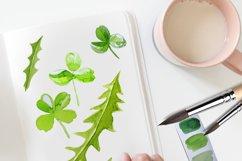 Summer Dandelion Clipart Watercolor  Product Image 3
